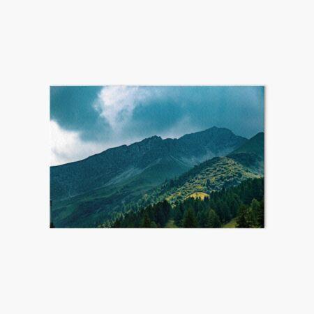 Mountains in Liechtenstein Art Board Print