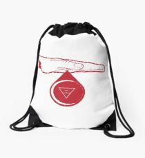 Blood + Moon Alchemy Drawstring Bag