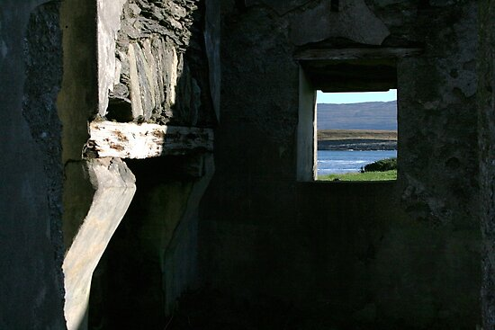 Derelict view by CliveOnBeara