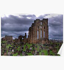 Tynemouth Priory Poster
