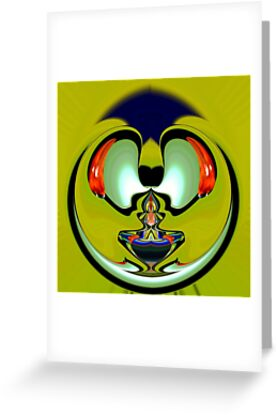 Aladdin lamp by Wieslaw Jan Syposz