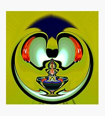 Aladdin lamp Photographic Print