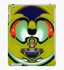 Aladdin lamp iPad Case/Skin
