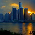 Evening in Detroit by Mark Bolen