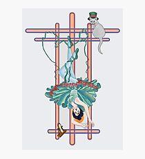 Tarot Hanged Woman Photographic Print