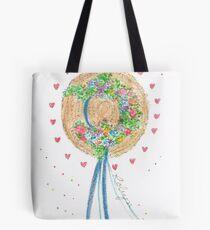Hannah's Bonnet Tote Bag
