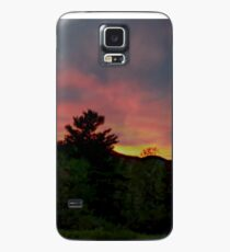 Day's End Case/Skin for Samsung Galaxy