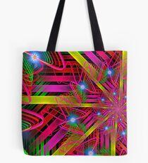 ribbons and stars Tote Bag