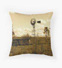 Outback Australia Throw Pillow