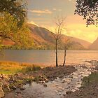 Buttermere Lake, Cumbria, UK, by PhillipJones