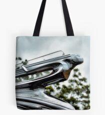 1950 Cadillac Mascot Tote Bag
