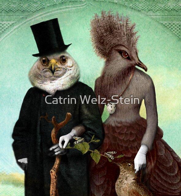«Sr. y Sra. Schnabel» de Catrin Welz-Stein