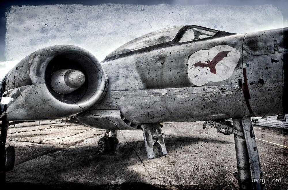 Avro Canada CF-100 Canuck by Myron Watamaniuk
