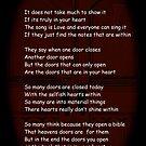 Doors by DreamCatcher/ Kyrah