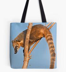 Ring-tailed Coati (Nasua nasua) Tote Bag