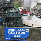 PORT ISAAC - DOC MARTIN'S TOWN OF PORT WEN IN CORNWALL by kazaroodie