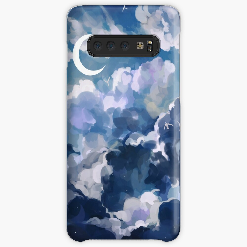 the sky-wanderer. Case & Skin for Samsung Galaxy