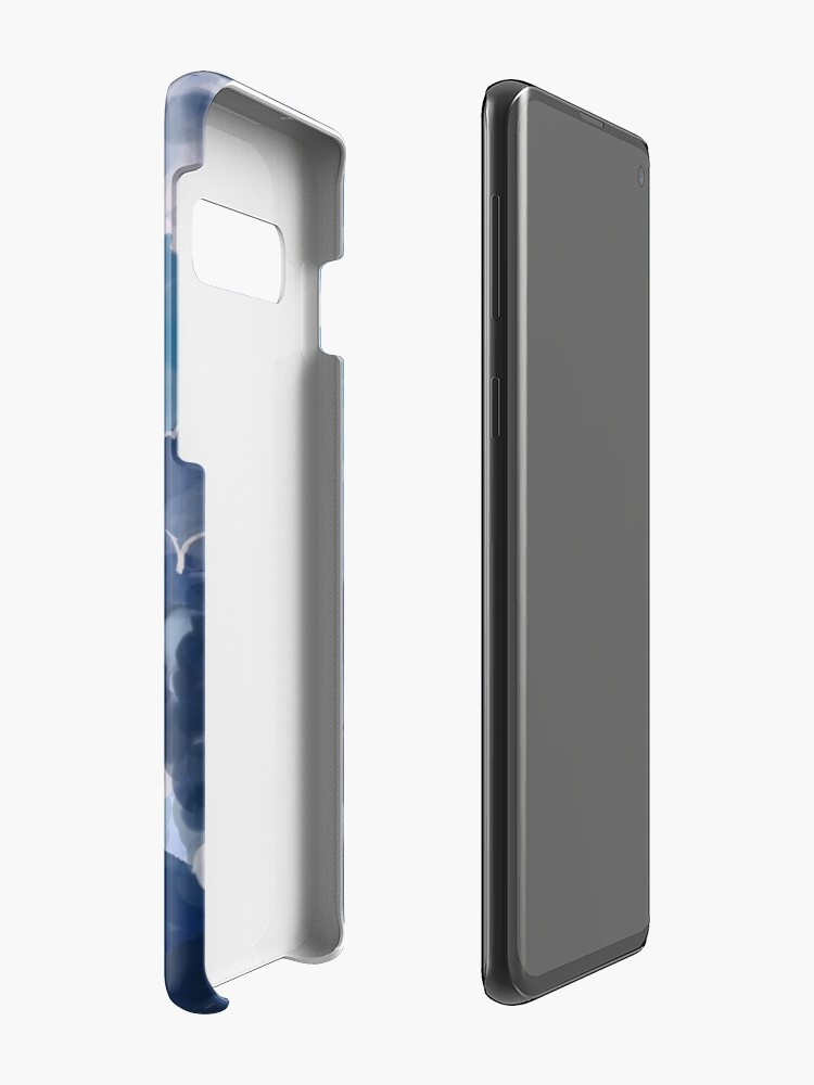 Alternate view of the sky-wanderer. Cases & Skins for Samsung Galaxy
