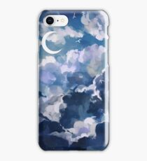 the sky-wanderer. iPhone Case/Skin