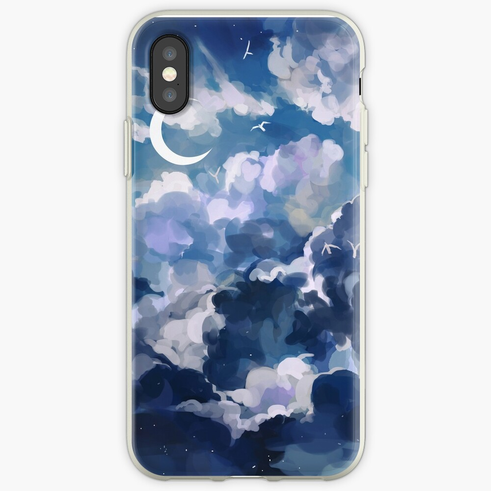 the sky-wanderer. iPhone Case & Cover