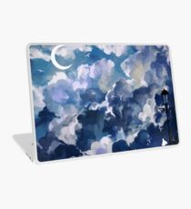 the sky-wanderer. Laptop Skin