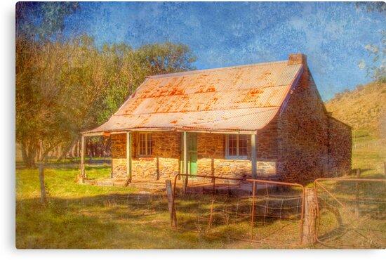 Heart and Home - Fleurieu Peninsula, South Australia by Mark Richards