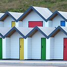 Swanage the Huts by Yampimon