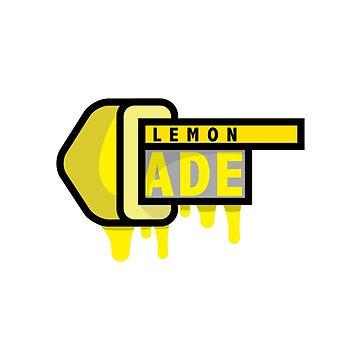 Lemonade by illumistration