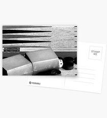 Backgammon Postcards