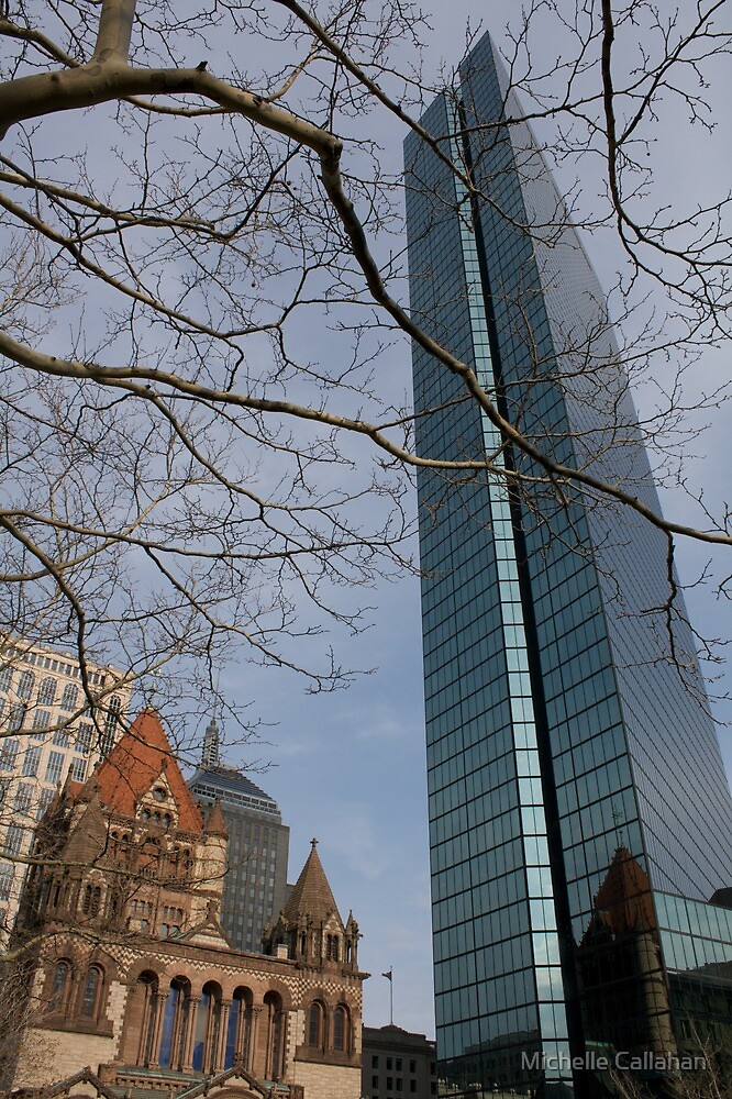 Boston Old & New by Michelle Callahan