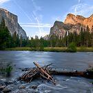 Yosemite's Valley View by MattGranz