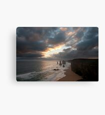 Twelve Apostles - Port Campbell National Park Canvas Print