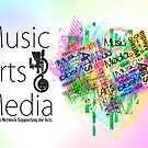 Music Arts and Media by counterpartfilm