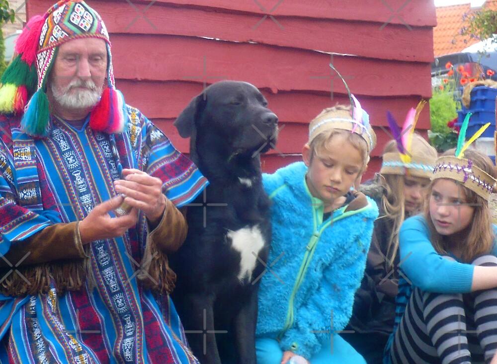 One Master (I am talking about the dog) by Hekla Hekla