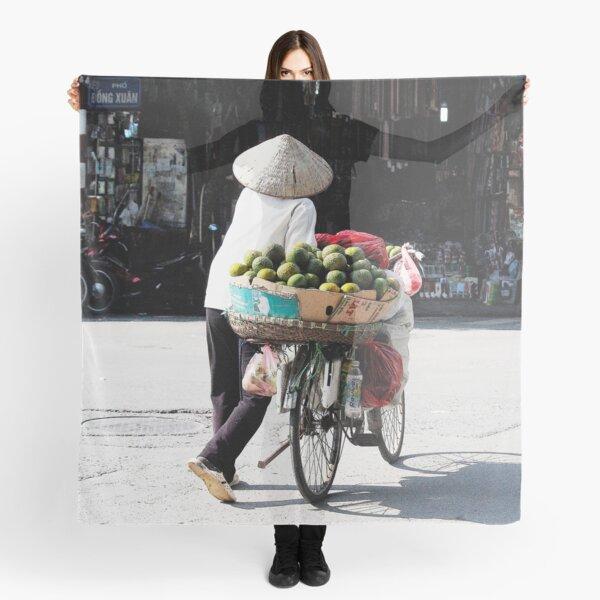Vendor, Vietnam Scarf