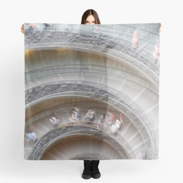 Spiral staircase Scarf