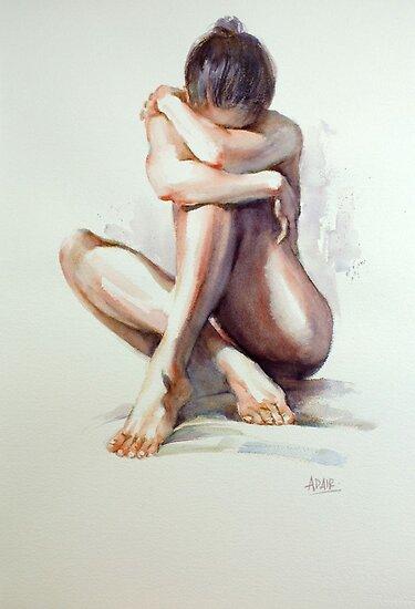 'Hiding Her Face' by Pauline Adair