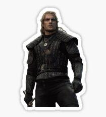 he stand  Sticker