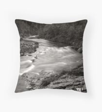 Howqua River Throw Pillow
