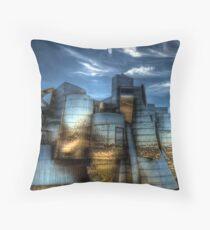 Art follows function Throw Pillow