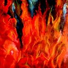 through the fire by Andrew  Cain