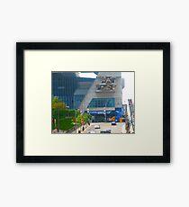 Blue Jays Way Framed Print