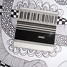 Barcode Abstract by PeopleInMyHead