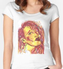 Warm Women's Fitted Scoop T-Shirt