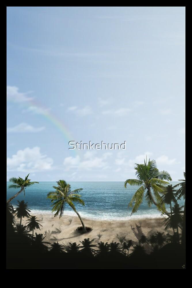 Palm Beach by Day by Stinkehund