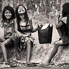 Laugh, Anytime Anywhere by Ashraf Saleh