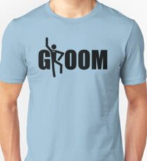 Groom (Black Print) T-Shirt