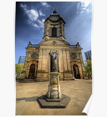 Birmingham Cathedral Poster