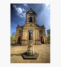Birmingham Cathedral Photographic Print