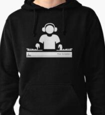 Turntablism Hoodie T-Shirt